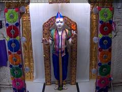 Ghanshyam Maharaj Mangla Darshan on Thu 03 Nov 2016 (bhujmandir) Tags: ghanshyam maharaj swaminarayan dev hari bhagvan bhagwan bhuj mandir temple daily darshan swami narayan mangla
