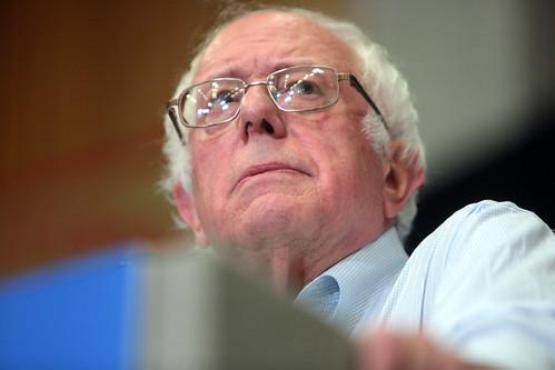 From flickr.com: Bernie Sanders {MID-275084}