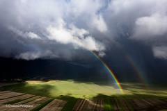 Sunny is coming (Galep Iccar) Tags: nature umbria natur landscape paesaggio italia italy norcia castellucciodinorcia piana plane