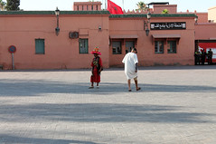 Marrakech - Marruecos (Sabela Moscoso / Silvia Carregal) Tags: marrakech marruecos morocco jamaa el fna