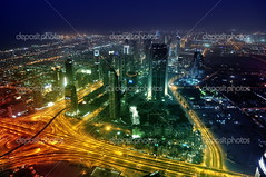 Panorama Dubai city at night. (Andy Engdahl) Tags: arabic architecture background beautiful building burj business capital city cityscape commercial construction district downtown dubai emirates evening famous financial futuristic glass gulf high hotel industry khalifa landmark landscape mall metropolis modern night office panorama scene sky skyscraper street structure tall tourism tower town trade transport twilight uae urban view zayed