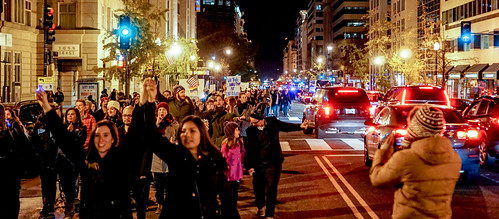 2016.11.12 Anti-Trump Protest Washington, DC USA 08729