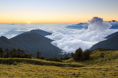 -  (samyaoo) Tags:    taiwan hehuanmountains hehuanshan nantou  longexposure       tree sea clouds fog mist sunset  tarokonationalpark nationalpark national park seaofclouds     galaxy star sky milkyway           trails car light