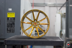 Vossen Forged- Precision Series VPS-301 - Imperial Gold - 3395002 -  Vossen Wheels 2016 - 1003 (VossenWheels) Tags: forgedwheels imperialgold madeinmiami madeinusa polished precision vps201 vps301 vossen vossenforged vossenforgedwheels vossenforgedprecisionseries vossenvps vossenwheels2016
