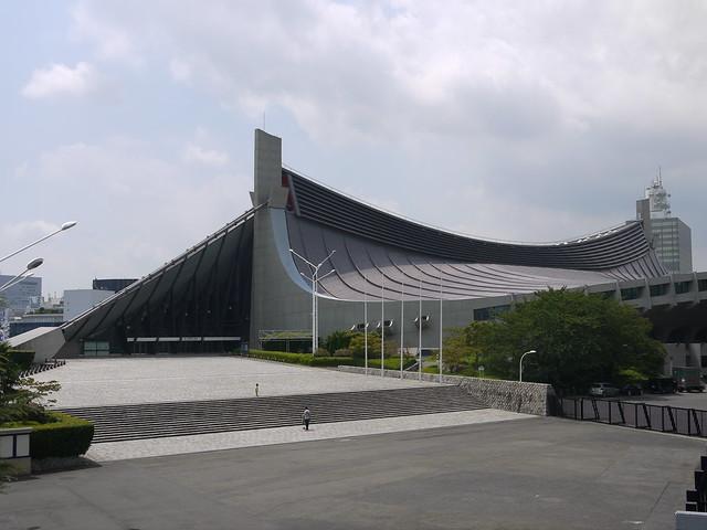 國立代代木競技場