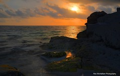 cancun gold (Rex Montalban Photography) Tags: sunset sunrise mexico cancun rexmontalbanphotography