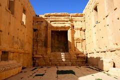 Temple of Bel (jzielcke) Tags: world voyage travel reisen tour syria monde reise siria سوريا welt syrien syrie シリア سورية сирия 叙利亚
