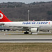 Turkish Airlines Cargo Airbus A310-304(F) TC-JCT