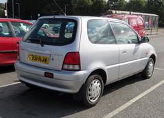 2000 Honda Logo (Spottedlaurel) Tags: honda logo