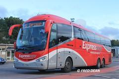 Bus Eireann SE19 (12D20482). (Fred Dean Jnr) Tags: expressway scania se19 buseireann irizar i6 k400 triaxle buseireannroute51 12d20482 capwelldepotcork september2015