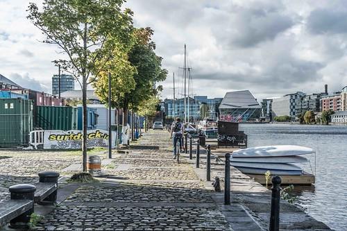 DUBLIN DOCKLANDS AREA [21 SEPTEMBER 2015] REF-10805481