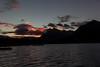 Mountain sunrise (begineerphotos) Tags: cloud mountain lake water sunrise banffnationalpark vermilionlake