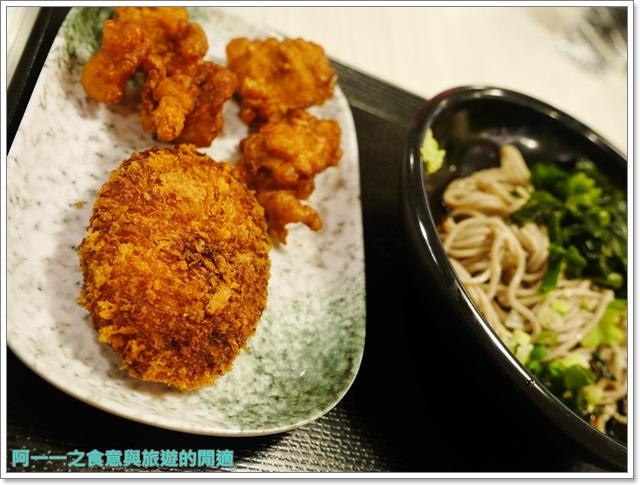 台中新光三越美食名代富士蕎麥麵平價炸物日式料理image026