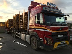 Ferguson Transport Volvo FMX Y31 JCF (Kilmachalmag) Tags: volvo photos forestry timber logs images pulp larch spruce inverness fortwilliam annat fmx invergordon corpach truch norbord balcas alucar fergusontransportspeanbridgeltdfergusonshippingkishornportltd invernessshireph337nn
