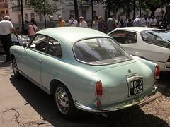 Alfa Romeo Giulietta Sprint 1962 (LorenzoSSC) Tags: alfa romeo sprint 1962 giulietta