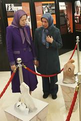 Maryam Rajavi - International Day for elimination of Violence against Women-25November 2015 (maryamrajavi) Tags: maryam مریم جهانی زنان رفع علیه روز rajavi رجوی اشرف ریحانه خشونت مجاهدین اسیدپاشی 25نوامبر2015 لیبرتی