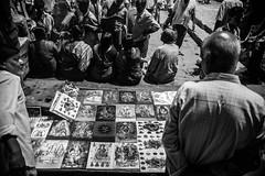 11   The Spectacle of Faith (Aman Deshmukh) Tags: blackandwhite india streets prayer culture photojournalism documentary varanasi spirituality hinduism benaras spectacle