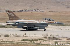Netz (patriXtreme) Tags: f16 viper idf netz airbase 243 f16a fightingfalcon israeliairforce nevatim