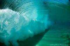 Makapu'u Underwater (j . f o o j) Tags: seascape hawaii makapuu waterhousing nikkor16mmf28fisheye liquideyewaterhousing nikond610