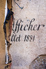 Défense d'afficher... (jmmuggianu) Tags: marseille provence juillet façade interdiction loi défense panier afficher 1881 crépi