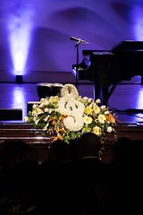 Allen Toussaint Funeral at the Orpheum Theater
