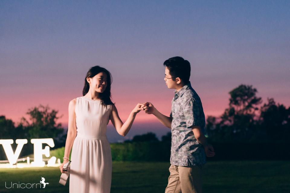 《婚紗》Xavier & Judy / 心之芳庭