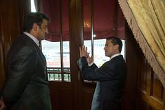 Visita Oficial del Emir de Qatar (Presidencia de la Repblica Mexicana) Tags: bin emir hamad oficial visita qatar jeque tamim althani