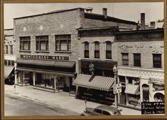 Montgomery Ward Store, 1951