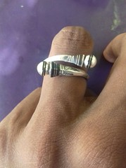 IMG_0007 (KamaJewelryTimbuktu) Tags: tuareg jewelry silver finesilver agate rings bagnesdoigt tuaregjewelry tuaregjewellery
