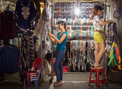 Belts R Us.. (Asian Urban Art) Tags: asia hochiminhcity nikkor nikond7100 southeastasia vietnam