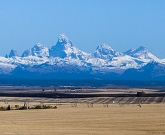 Tetons from Idaho 9-25-2016-0096 (Bob Patton) Tags: mountains tetons idaho wyoming landscape landscapes grandteton