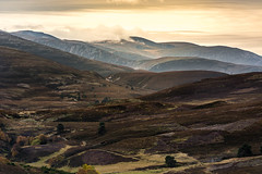 Autumn in the Cairngorms (Paul_Mcgregor) Tags: scotland tomintoul nikon mountains autumn