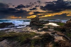 Mar brava (flamesay) Tags: mar costa paisaje trafalgar barbate atardecer sunset caosdemeca flamesay canon seascape cadiz farodetrafalgar loscaosdemeca