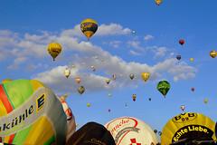 Montgolfiade Warstein (Germany) (jens_helmecke) Tags: warstein montgolfiade sauerland nikon jens helmecke germany deutschland ballon balloon