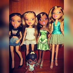 Bratz Prototypes (Petkes-de-la-Bratz) Tags: bratz doll dolls prototype mga monster high barbie
