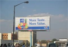 Zambia, Fruitree (Alliance Media) Tags: billboards