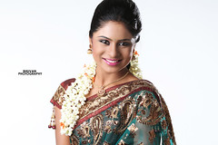 South Actress Deepika Das Traditional Photos Set-1 (26)