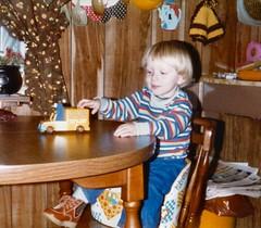 Cookie Monster (Hobbycorner) Tags: cookies cookie birthday fun presents present 1981