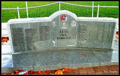 New War Memorial (exacta2a) Tags: liverpoolmerseyside kirkby knowsley memorials