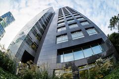 EM10-142852 (Luc de Schepper) Tags: amsterdam architecture olympusem10 zuidas samyang75mmf35 fisheye