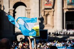 Bandera Argentina (Luis ngel Espinosa, LC) Tags: flag bandera mexico persona patria