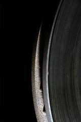Braking Edge (Melissa_JMH) Tags: metal car carparts edge nikon d610 nikond610 brake ridges closeup macro macrophotography photography