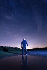 Caption this! (John Rouse Photography) Tags: stars starrysky starscape sigma shropshire star astrophotography mycanon photography churchstretton longexposure longshutter lightroom light longmynd purple