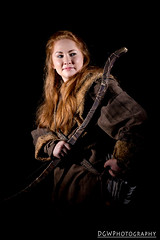 Ygritte (dgwphotography) Tags: cosplay nycc nycc2016 newyorkcomiccon nikond600 nikoncls ygritte gameofthrones