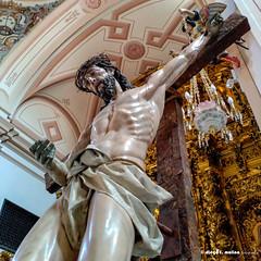 Cristo de la Sed (moligardf) Tags: imagineria cordobesa siglo xx conventos