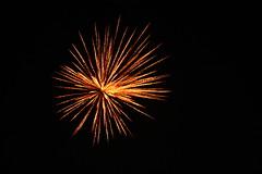Diwali Celebrations !!! Skyshot ... (vigguyo) Tags: diwali festival canon india firework light spark abstract sky cracker explosion