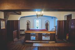 The Shrine of the Saint (Matthew-King) Tags: york north yorkshire shambles street view shine saint margret clitherow