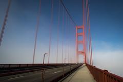 Bridge Fog (the CAMera of ian CAMpbell; simple) Tags: fog bridge gate golden sanfran sf fran san sanfrancisco