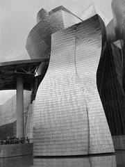 Muse Guggenheim (Anne DUGAST-SEJOURNE) Tags: muse guggenheim bilbao espagne spain art contemporary contemporain architecture btiment
