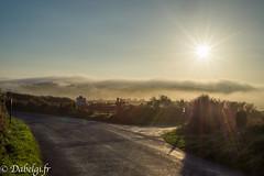 Mer de nuage la hague-9 (Lorimier david) Tags: mer de nuage la hague 251016 normandie normandy nature landscape cloud sea
